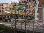 The Gondola Service Santa Sofia