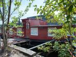 Houseboat Tante Piet, sweet and cozy