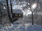 Valleybreak in th snow