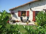 Chez Marot - a quiet Dordogne country retreat.
