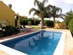 9 x 4 metre private swimming pool