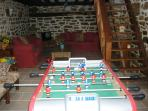 The 'Barn' or 'Games Room'