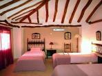 Dormitorio 'El granero'