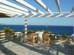 Greek summer home