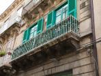 Balcone Via Roma