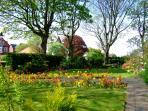 Sandcroft garden