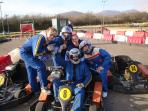 Go Karting at Glasfryn Parc, wakepark, Ten-Pin Bowling, Archery, nr Pwllheli