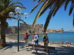 Collioure - stunning coastal artists' town