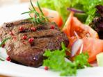 Restaurant meat specialities