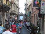 MAIN STREET 'CORSO UMBERTO'