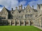 The Old School at Fort Augustus Abbey