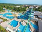 Waterpark at Moravske Toplice