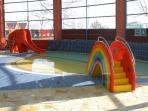Children's indoor swimming pool at Lendava