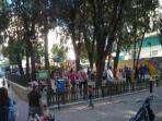 parque de eucaliptos a 100 metros del apartamento