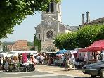 Tocane Saint Apres & market