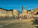 Turistic photo, Turin