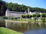 Abbaye, brantome