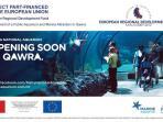 Malta National Aquarium - Opening Soon!