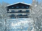 Maria Alm Apartment in the winter
