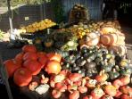 October Pumpkin festival- about 10 mins away in Les Jardins de Renaudie.