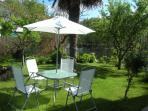 Jardín interior (Verano)