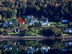 Ivybank Cottage - scenic setting