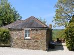 The Coach House at the Old Rectory in St Keyne near Looe in Cornwall