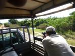 Estrada Parque Day Tour with Pantanal Ranch Meia Lua