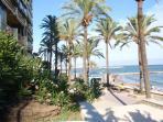 Marbella Apartamento 1ª linea ,en paseo