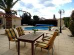 Costa Blanca, Alfaz del Pi, pool golf sea beach dishwasher Dutch satellite TV