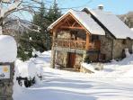 La Souleilo in Winter