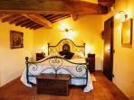 La Rosa, the master bedroom with en-suite.