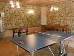 Games room / further dining room for 12