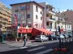 Roquebrune Cap Martin - Center, 500 meters far from the apartment