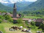 Erce village
