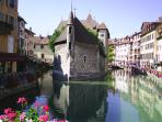 Nearby Annecy