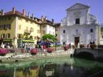 Annecy, Old Town