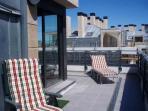Ático Dúplex con gran terraza