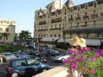 Monaco - 7 minutes by the train