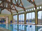 Indoor Pool with Sauna, Toddler Splash Pool (there are 2 outdoor and 1 indoor pool with Sauna)