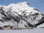 The fantastic family-friendly Ski resort of Livigno