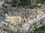 vista San Bartolomeo dal Complesso Santa Maria della Croce