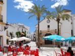 Plaza Andaluz