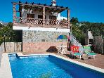 cottage with pool near Nerja