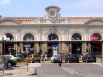 Gare SNCF de Carcassonne