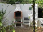Barbeque area 'LOVERSNEST'