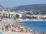 Nice Beaches - Summer
