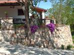 Details of villa