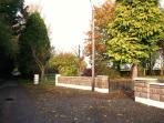 Autumn    time in rural Ireland