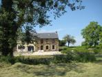 Stunning 16th century stone Breton cottage in beautiful rural location